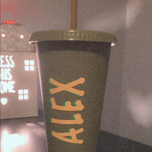 Custom Starbucks cups